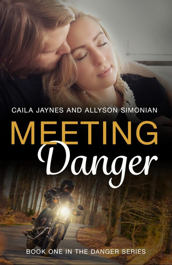 Meeting Danger - final revised cover